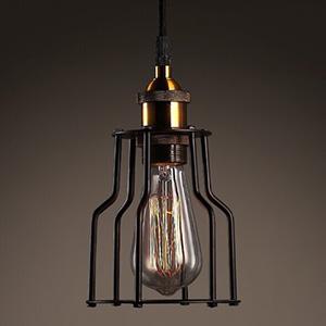 Edison Industrial pendan 3