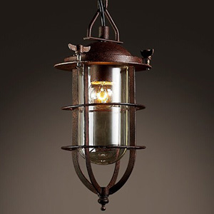 Светильник LOFT Edison Industrial pendan 4