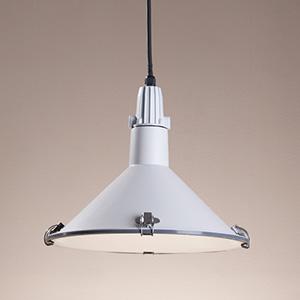 Industrial multicolour lamp