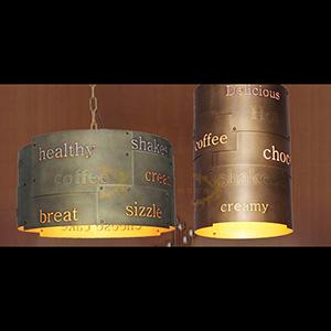 Подвесной светильник LOFT Coffee