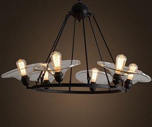 Подвесной светильник LOFT Wicks