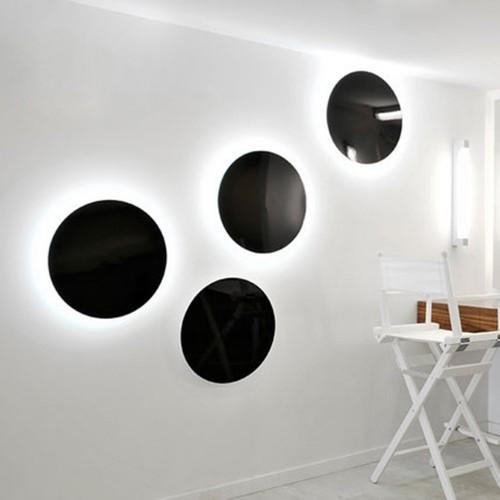 Дизайнерский бра Pro Black/White