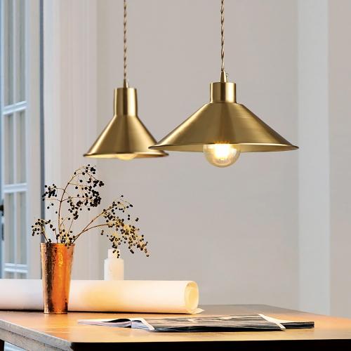Дизайнерский светильник Produce Brass