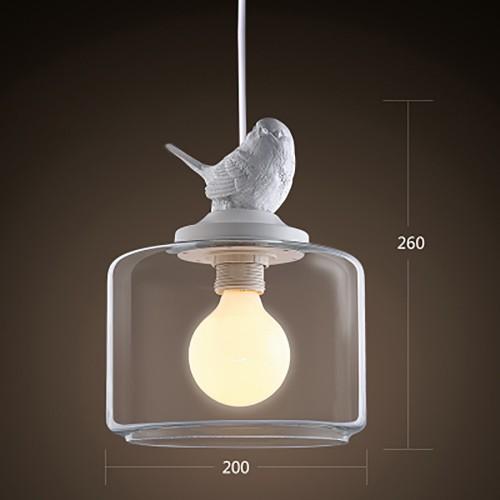 Provence Bird Pendant