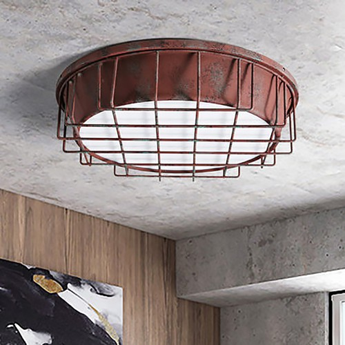 Red Bruno Ceiling