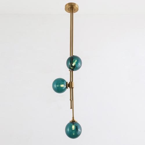 Дизайнерский светильник Regret Green