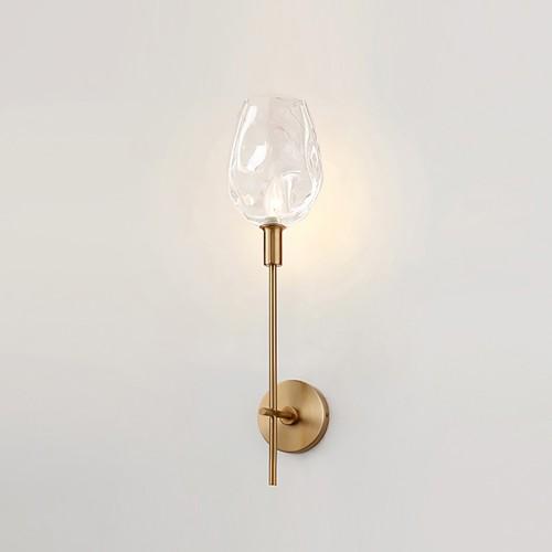 Дизайнерский бра Restoration Brass Bubbles