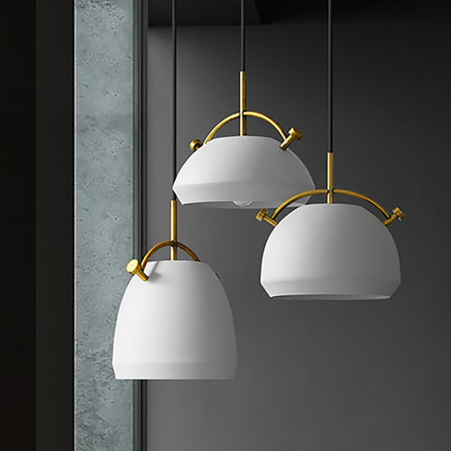 Дизайнерский светильник Rules Black/white Pendant