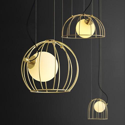 Дизайнерский светильник Rules Cage