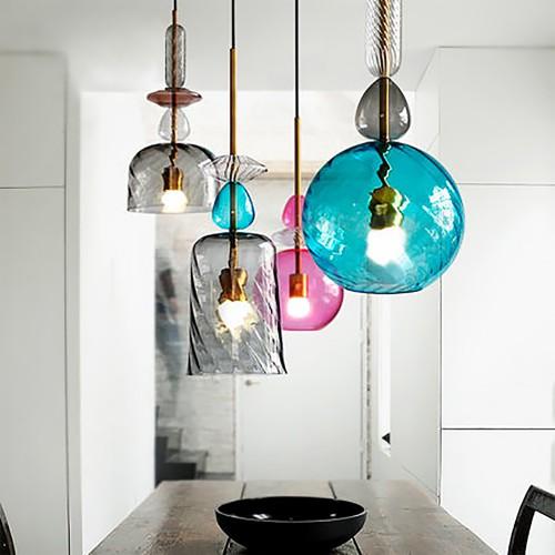 Светильник LOFT Rules Glass Pendant