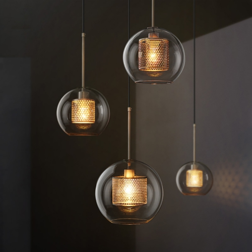 Дизайнерский светильник Rules Metal