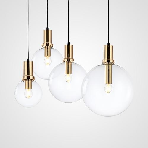 Дизайнерский светильник Selen Gold
