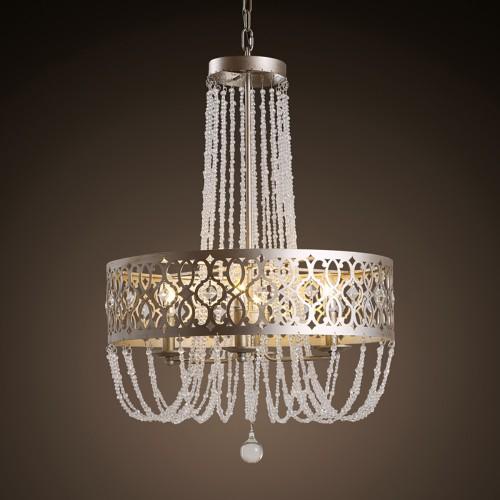 Дизайнерский светильник Silver Verona