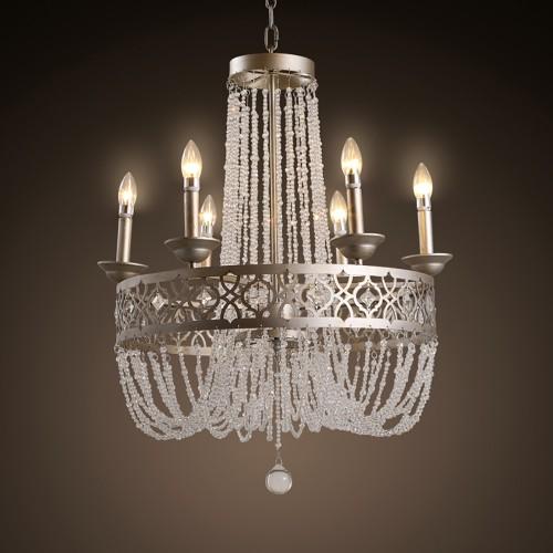 Дизайнерский светильник Silver Verona 2