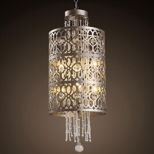 Дизайнерский светильник Silver Verona 3