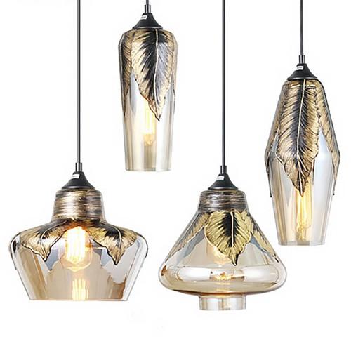 Дизайнерский светильник Sonli Glass Flower