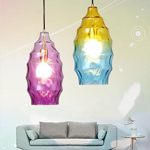 Дизайнерский светильник Sonli Glass Orange