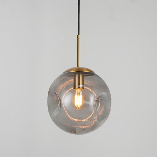 Дизайнерский светильник Sonli Glass Smoke