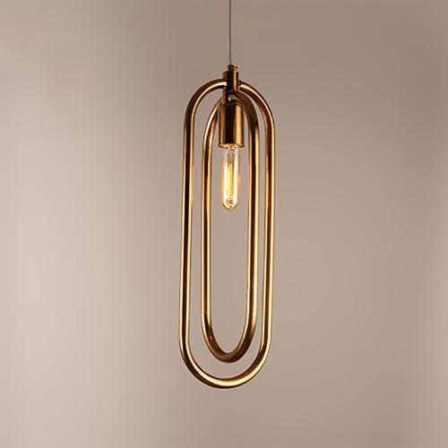 Дизайнерский светильник Sonli Gold Metal