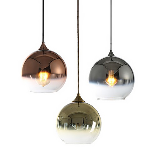 Светильник LOFT Sonli Glass Copper