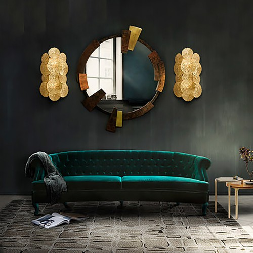 Space Copper Luxury