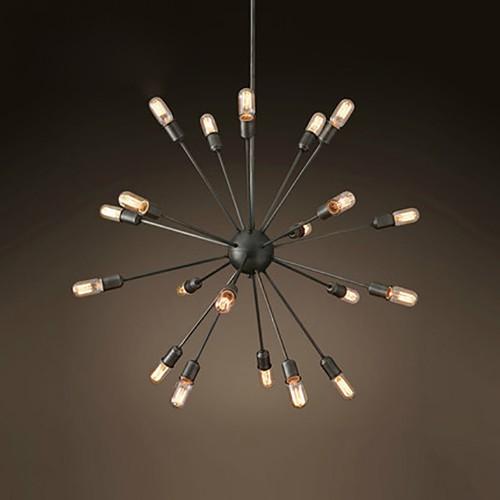 Подвесная люстра LOFT Sputnik Filament