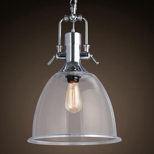 Светильник LOFT Steampunk Glass Midlight 2