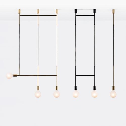 Дизайнерский светильник Study big