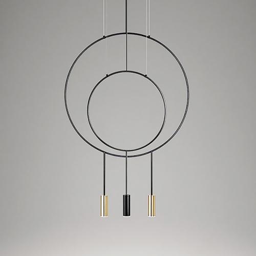 Дизайнерский светильник Study Brass