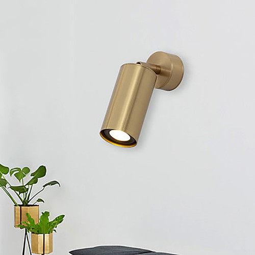 Дизайнерский бра Sun Brass Spot Wall