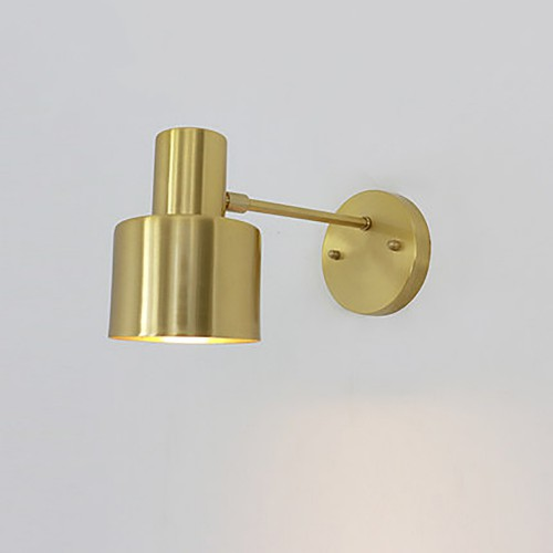 Дизайнерский бра Sun Brass Spot Wall 2