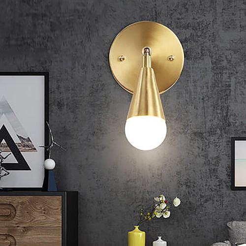 Дизайнерский бра Sun Brass Wall 3