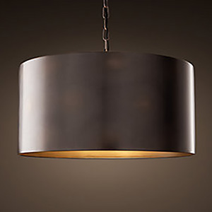 Industrial lamp cylinder