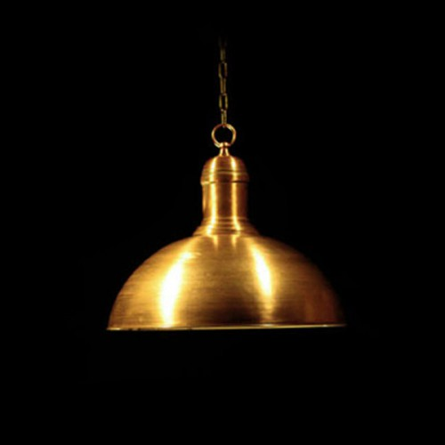 Светильник из латуни «Муран 50»
