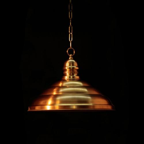 Светильник из латуни «Роматти»