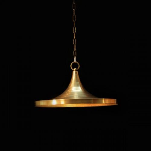Светильник из латуни «Руан»