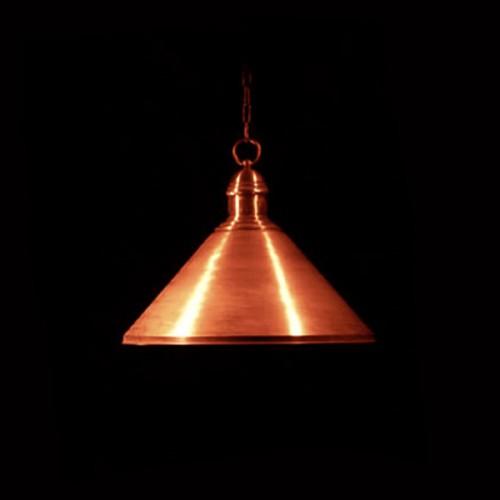 Светильник из меди «Арамис»