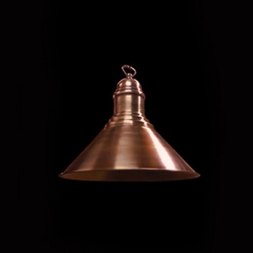 Светильник Ретро Светильник из меди «Галонбир 2»