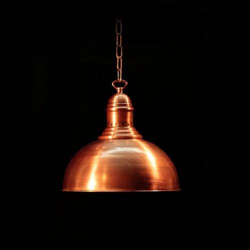 Светильник из меди «Муран»