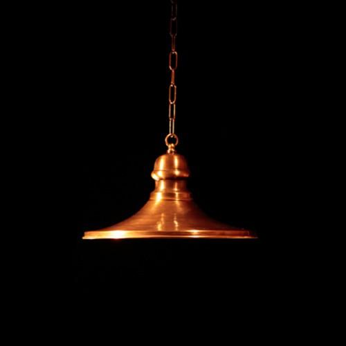Светильник из меди «Ним»