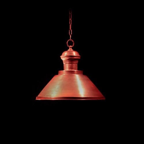 Светильник из меди «Рома»
