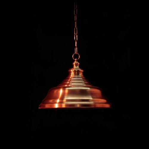 Светильник из меди «Ромикс»