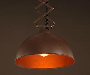 Подвесной светильник LOFT Copper