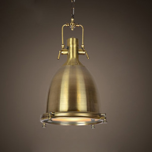 Светильник LOFT Т1 Brass Steampunk
