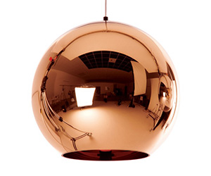 Copper Shade Designed By Tom Dixon In 2005