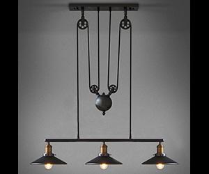 Светильник LOFT Industrial Plummet