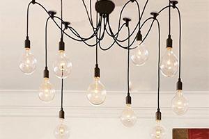 Светильник LOFT Industrial Edison Chandelier