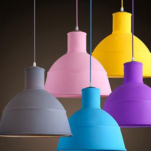 Подвесной светильник LOFT Multicolor Lamps