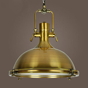 Светильник LOFT Т2 Brass Steampunk