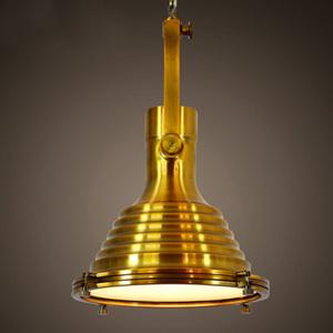 T3 Brass Steampunk Spotlight